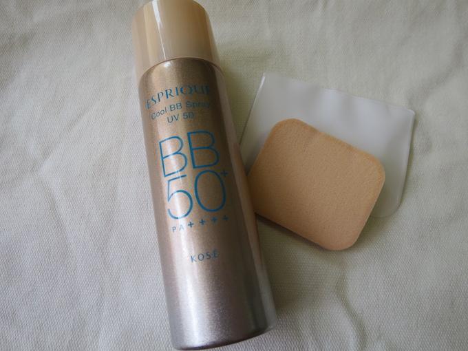 エスプリーク / ひんやりタッチ BBスプレー UV 50