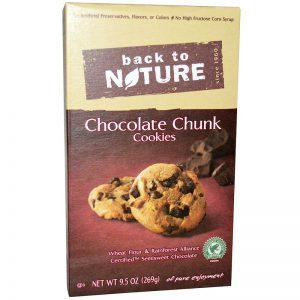 Back to Nature, チョコレート・チャンク・クッキー