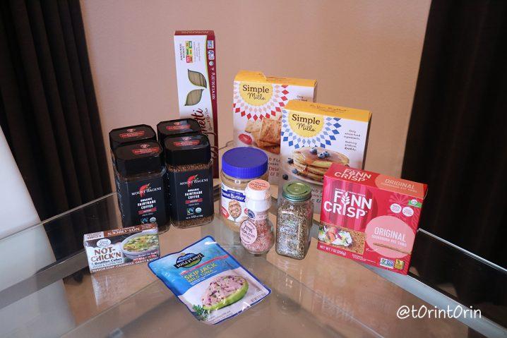iherb購入品食料品