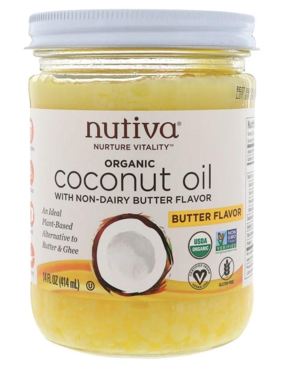 nutivaココナッツオイル